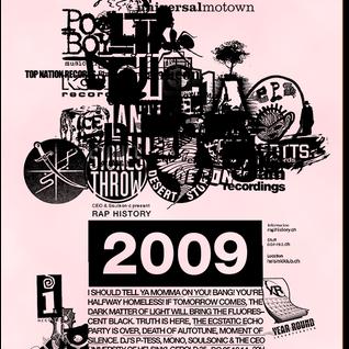 Rap History - 2009