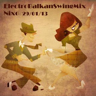 ElectroBalkanSwingMix Nixo 2013