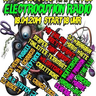 Easter Massacre Hardtechno Mix @DJAidgeT on Electrocution Radio