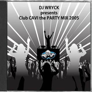 DJ WRYCK Club Cavi Party Mix - Rap Rnb HipHop