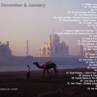 Songs for December & January