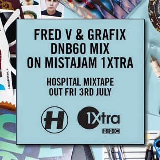 Fred V & Grafix (Hospital Records) @ MistaJam Radio Show, BBC 1Xtra (02.07.2015)