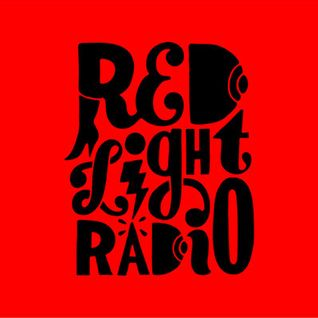 Afrobot 17 w/ Mad'R @ Red Light Radio 04-24-2015
