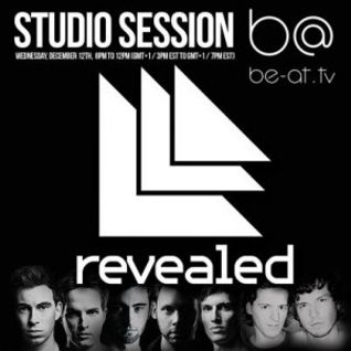 Jordy Dazz - Live @ Revealed Recordings Night (Amsterdam) - 12.12.2012