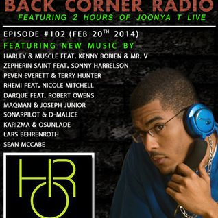 BACK CORNER RADIO: Episode #102 (Feb 20th 2014)