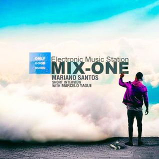 Mariano Santos @ Mix-One-FM (Short Interview with Marcelo Yague) April 22 - 2015