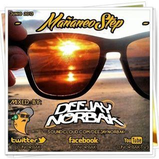 DJ NORBAK - Mañaneo Step [Junio 2013]
