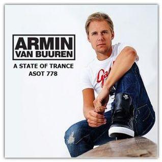 Armin van Buuren – A State Of Trance ASOT 778 – 25-AUG-2016