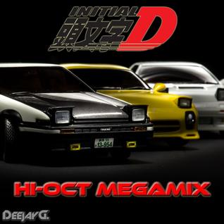 Initial D Hi-OCT Megamix