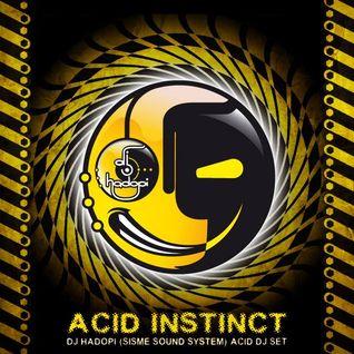 Dj Hadopi - Acid Instinct