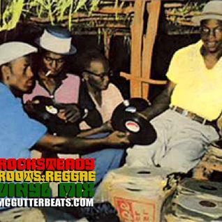 Rocksteady & Reggae Soul Vinyl Mix