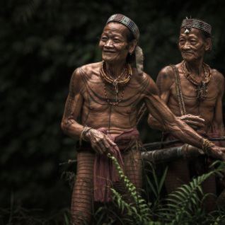 """""DAYAK MENTAWAI TRIBE"""" chillout & lounge compilation"