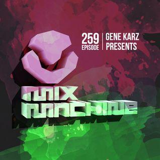 Gene Karz - Mix Machine 259
