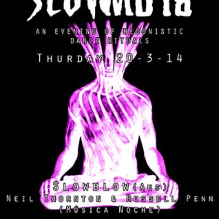 Slowblow relax mix / Slowblow  free Thurs night disco @ Horse and Groom  20/03
