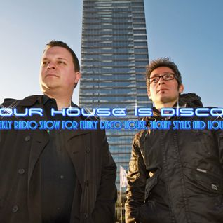 Our House is Disco #137 from 2014-07-17