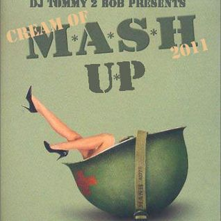 CREAM OF MASH UP'S 2011
