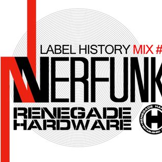 INNERFUNK LABEL HISTORY MIX #2 - RENEGADE HARDWARE ⁠⁠[⁠⁠mixed by Strictly Angle⁠⁠]⁠⁠