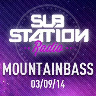 ● Especial MOUNTAINBASS ● Set (AKROG) + Entrevista (SPARTAK) en Substation Radio On Line ●  2014