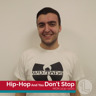 Hip-Hop and Ya Don't Stop - Show 8 - 11/04/16