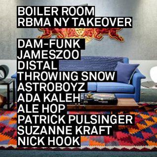 Astroboyz @ Boiler Room X RBMANYC13