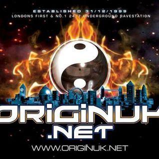 DJ Prospect VoicemC Originuk.net 4-6pm 27 9 2014