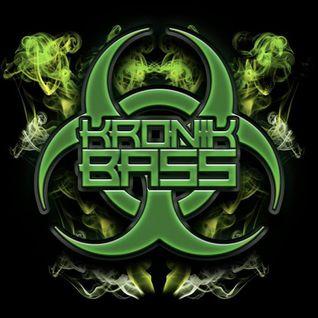 The Kronik Bass Show - October 2015 - Mayhem Radio Manchester