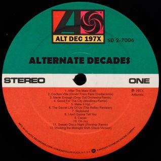 Alternate Decades 197X (2014)