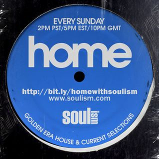 "Kelvin K - ""Home"" with Soulism - Broadcast 06.09.14"