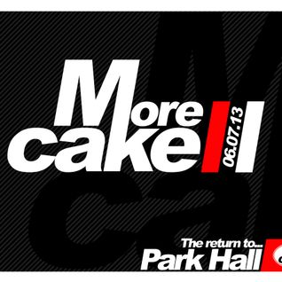 Andy Pendle - More cake@Park Hall 6.7.13 - Main Room