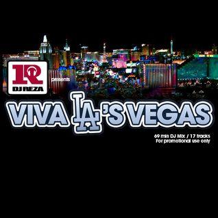 DJ Reza - Leaving LA's Vegas