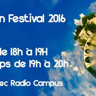 Inofficielle #4 - 20/07/2016  avec Jean Luc Fauche - Radio Campus Avignon