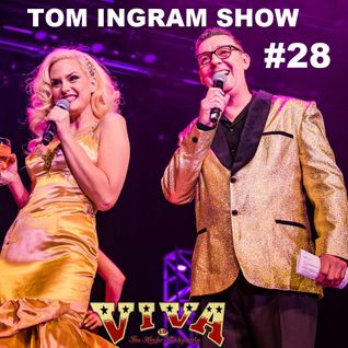 Tom Ingram Rock'n'Roll & Rockabilly Show #28