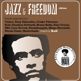 """Jazz & Freedom"" OBM Records  - Mixed by Kali"