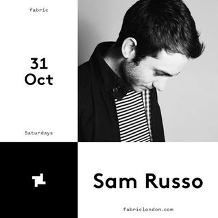 Sam Russo - fabric x Leftroom Mix