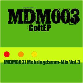 [MDM003] Mehringdamm-Mix Vol.3