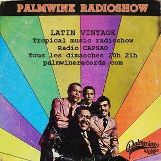 Palmwine Radioshow #02 //  by Mambo Chick for Radio Capsao