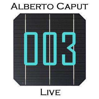 003 Alberto Caput - Live February 16 2012