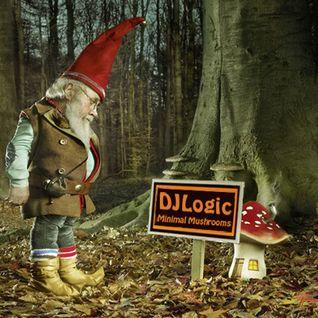 DJLogic-Minimal Mushrooms