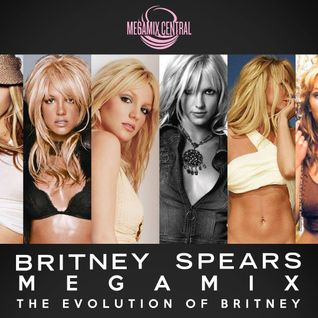 The Evolution Of Britney Spears (MegaMix)