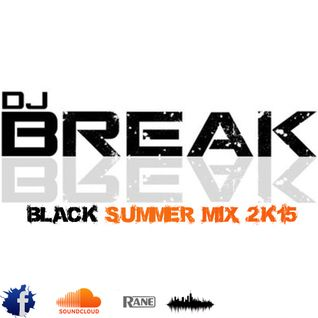 Dj_Break - Black Summer Mix 2k15