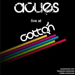 Acues Live @ Cotton Club LLeida (15-02-13)