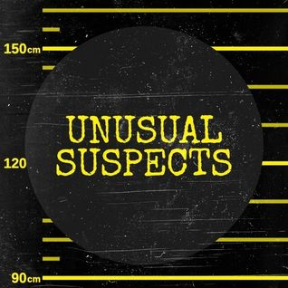 UNUSUAL SUSPECTS IBIZA special podcast mixed by LUIZ MARTINEZ