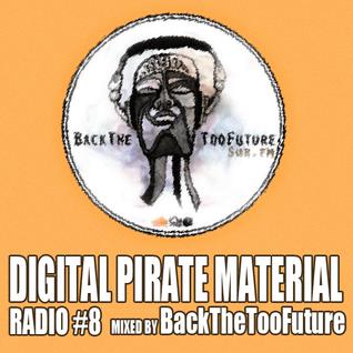 DPM Radio - 8 - Mixed by BackTheTooFuture