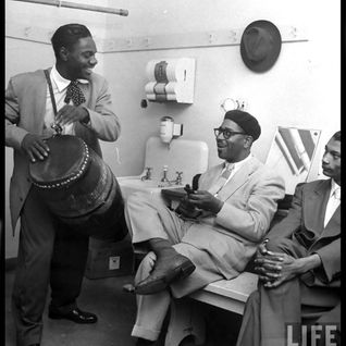 Chano Pozo Met Dizzy Gillespie