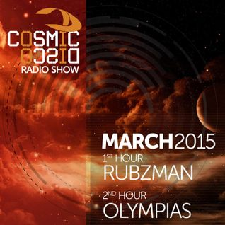 Cosmic Disco Radioshow - MARCH 2015