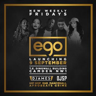 DJames & DJ SP Present: What Is Ego?