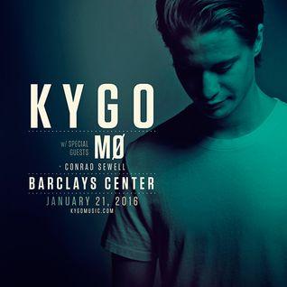 Kygo - Live @ Barclays Center (New York) - 21.01.2016
