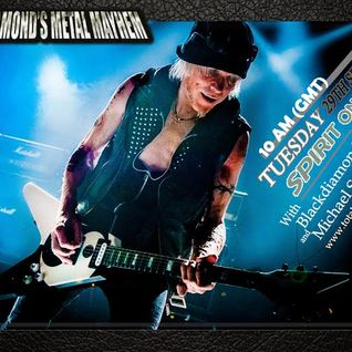 'Spirit On A Mission' Show with MICHAEL SCHENKER, Part 1