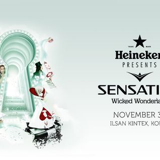 Mr. White - Live @ Sensation Wicked Wonderland (South Korea) - 30.11.2013