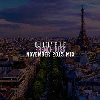 'French Kiss' November 2015 Mix